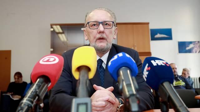 Zagreb: Miistar Božinović svjedočio na suđenju Tomislavu Sauchi i Sandri Zeljko