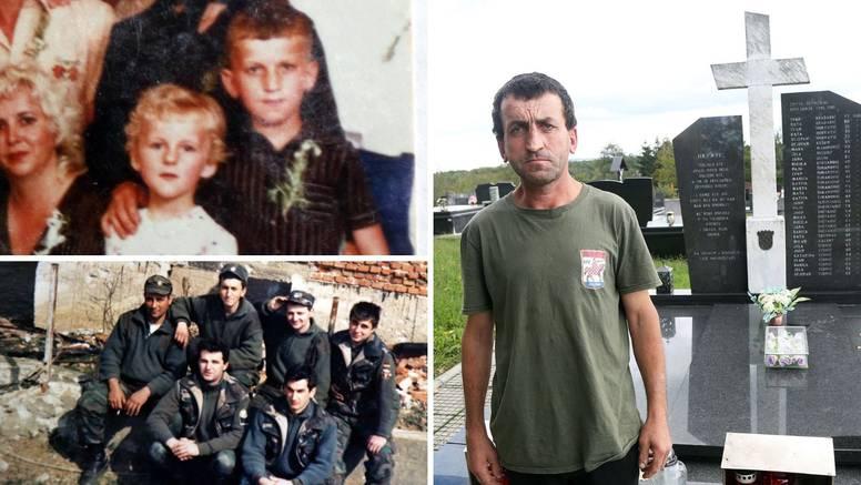 'Istog dana četnici su mi ubili mamu, tatu, seku i djeda'