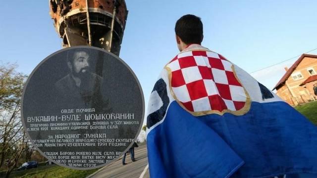 Vukovar: Četnički spomenici