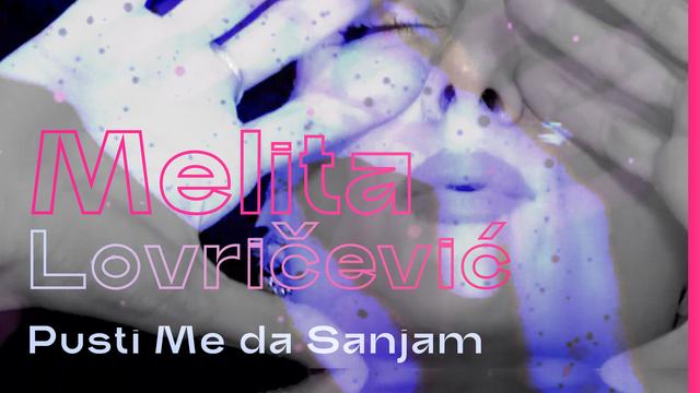 "Melita Lovričević predstavlja prvi samostalni singl ""Pusti me da sanjam"""