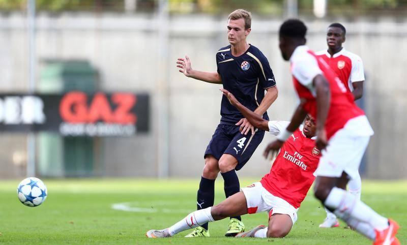 Juniori, GNK Dinamo - Arsenal FC