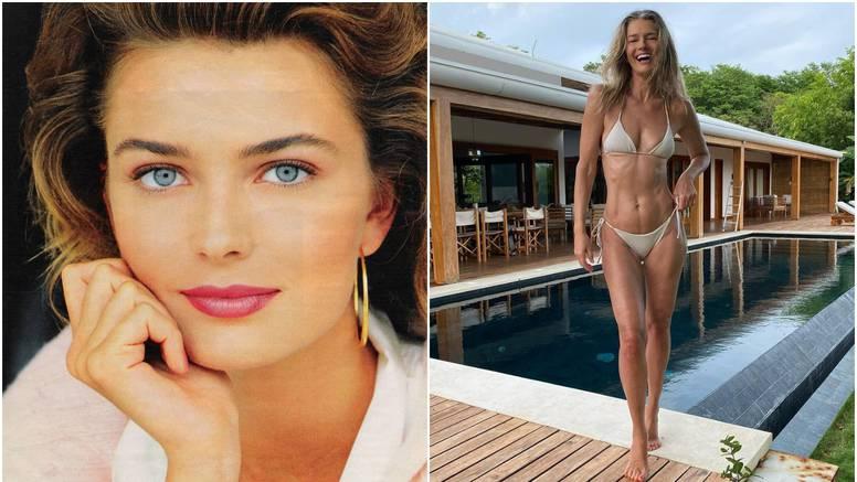 Bivši supermodel izgleda sjajno u 56. godini: 'Želim uživati  u starenju pa ne koristim botoks'