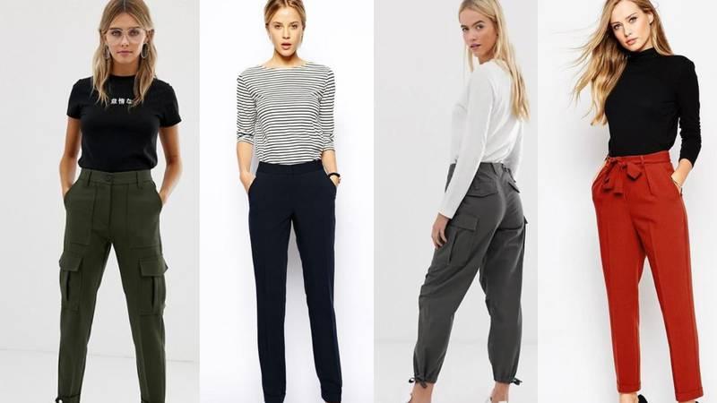 Modno putovanje kroz dnevni stil: Sto godina ženskih hlača