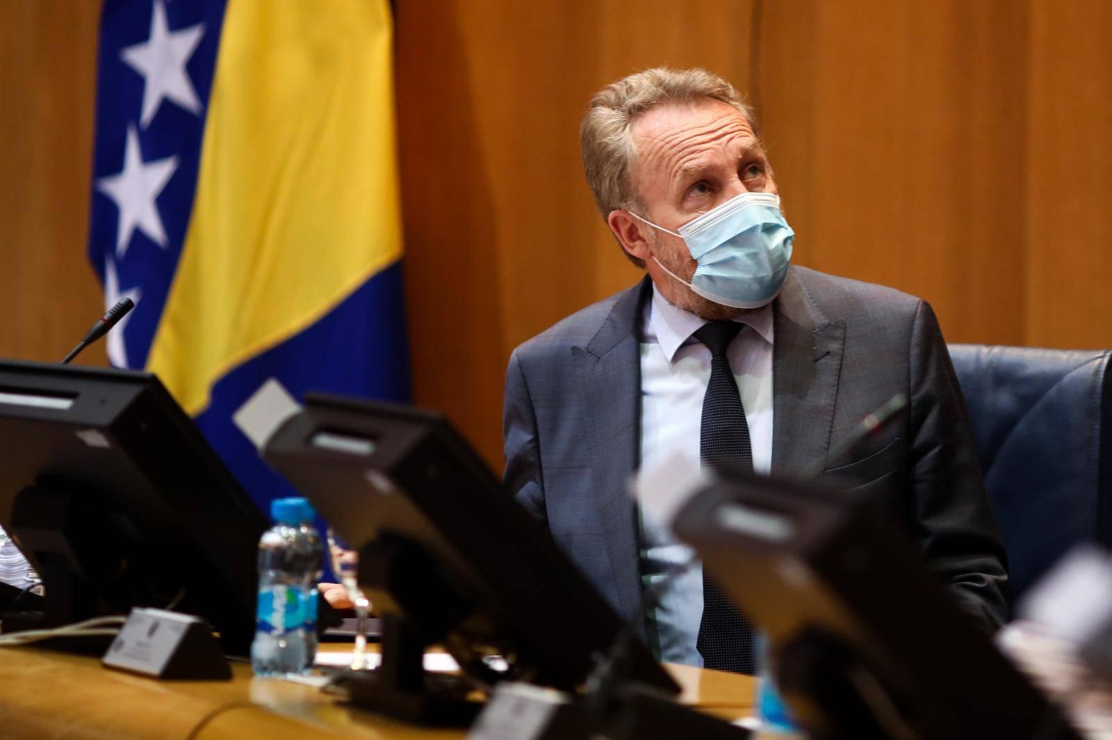 Sarajevo: Sjednica Doma naroda Parlamentarne skupštine BiH