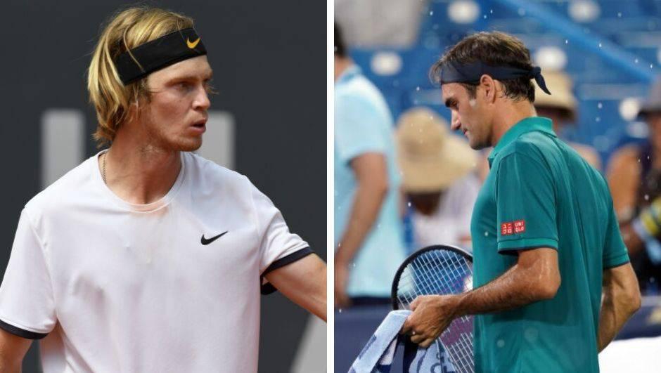Federer ispao iz Cincinnatija! Rus izveo iznenađenje turnira