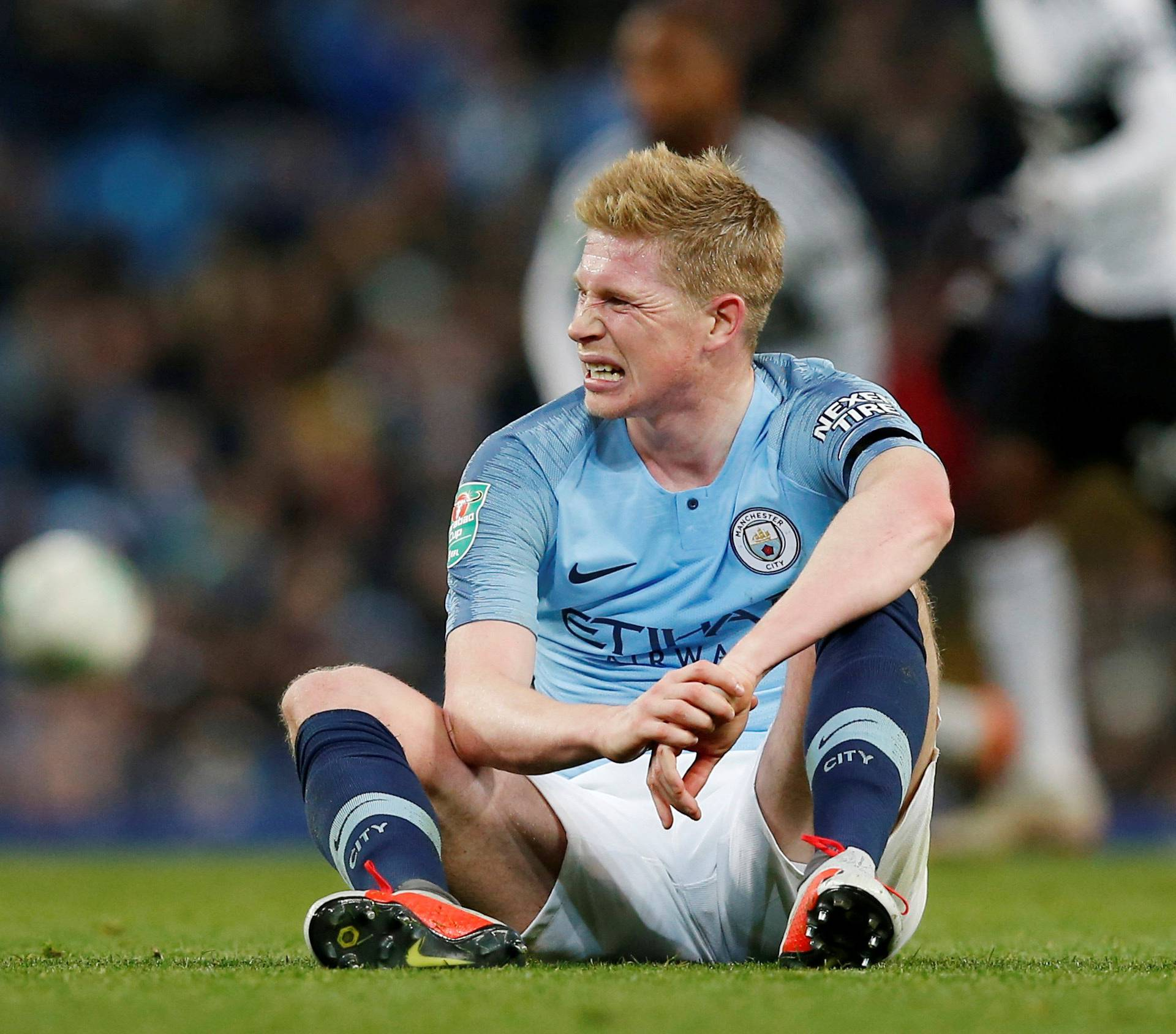 FILE PHOTO: Carabao Cup Fourth Round - Manchester City v Fulham