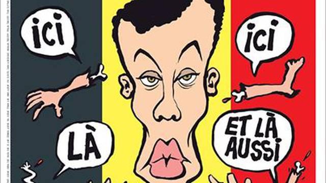 Kontroverzni  Charlie Hebdo: Mnogi su šokirani naslovnicom