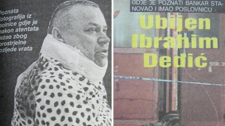 Policija je nakon 20 godina našla ubojice bankara Dedića?