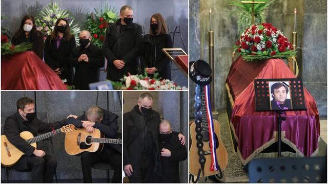 Obitelj shrvana: 'Kićo naš dragi, svestranijeg glazbenika ovdje od tebe nema niti će ikada biti'