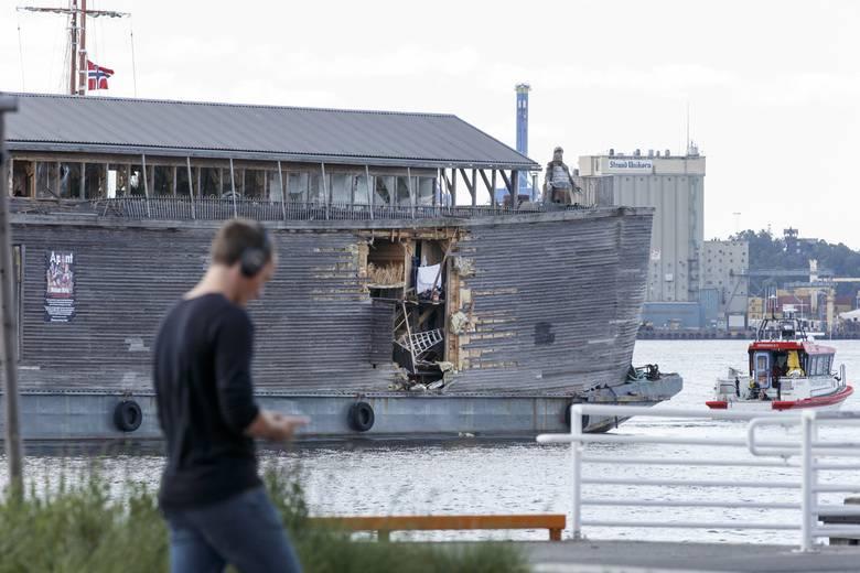Naletjela na brod: Stani malo Arko, a gdje ti je žmigavac?