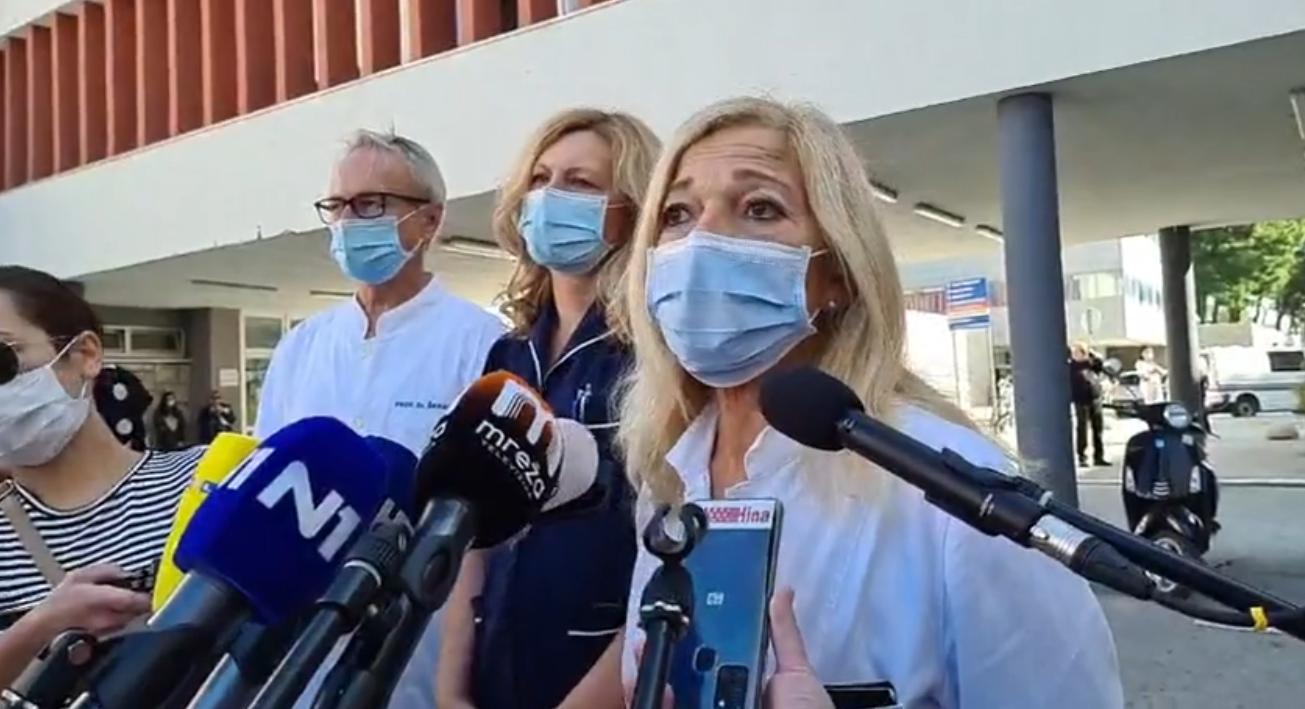 """""""Učinili smo sve da spasimo maturanticu, imala je teške kronične bolesti i korona virus"""""""