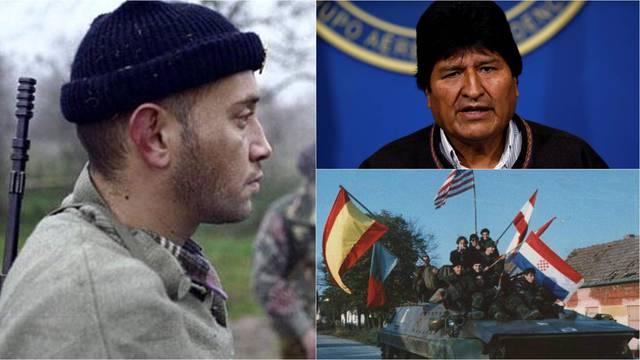 Morales protiv svih: Ubiti ga je pokušao i hrvatski dragovoljac