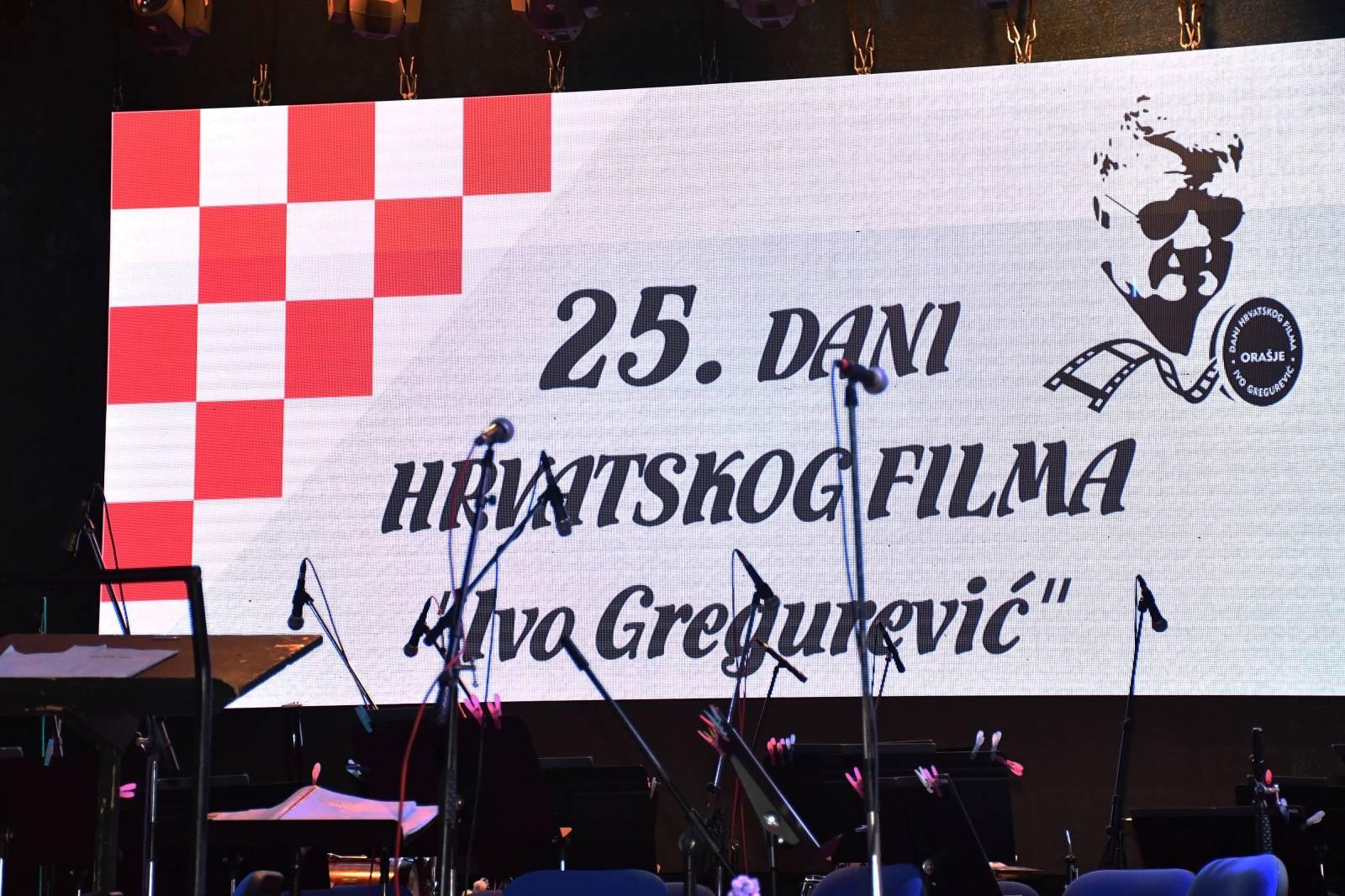 """Svečano otvoreni 25. Dani hrvatskog filma """"Ivo Gregurević"""" u Orašju"""