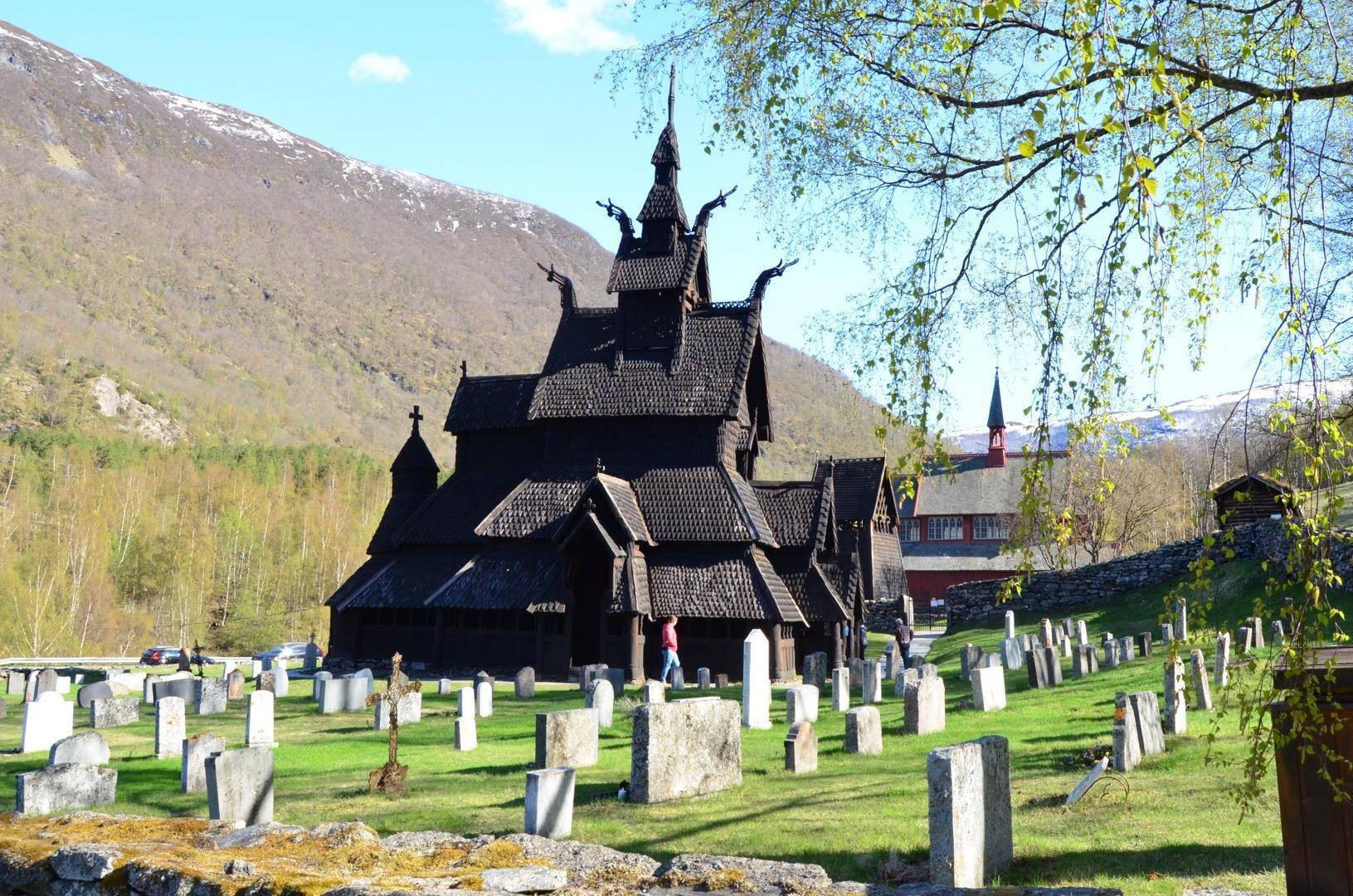 Crkva iz 1180. napravljena je od drveta bez čavala ili ljepila