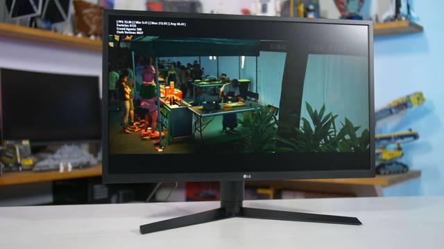 Gaming monitori sve su bliži TV-ima, 4K postaje standard