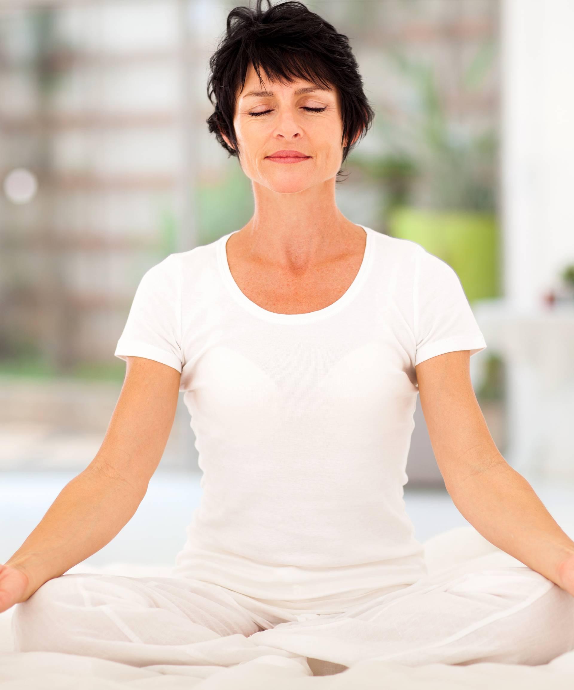 Dišite, meditirajte i osvijestite sadašnji trenutak -  bit će bolje