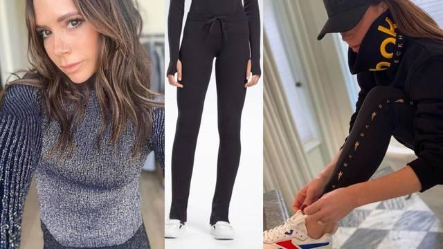 Victorija Beckham donosi hlače koje funkcioniraju doma i vani