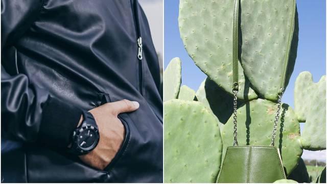 Vegansko rješenje: Napravili kožnatu odjeću od kore kaktusa