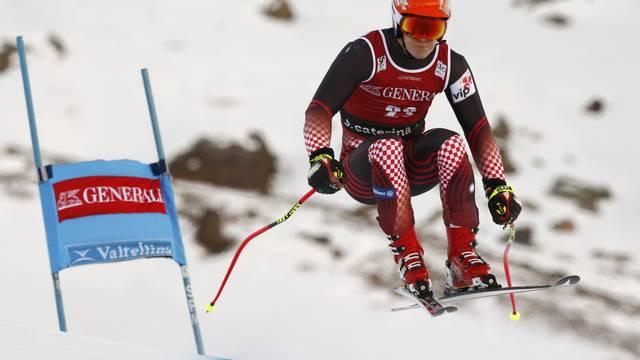 Alpine Skiing - FIS Alpine Skiing World Cup - Men's Super-G Combined