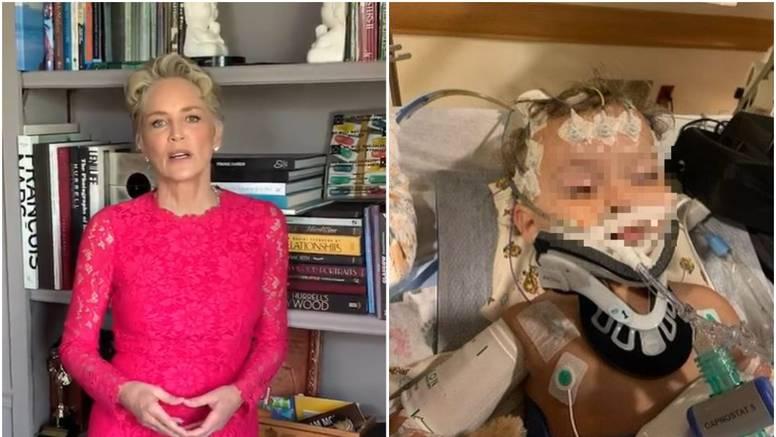 Preminuo jednogodišnji nećak Sharon Stone, bio je u teškom stanju, otkazali su mu organi