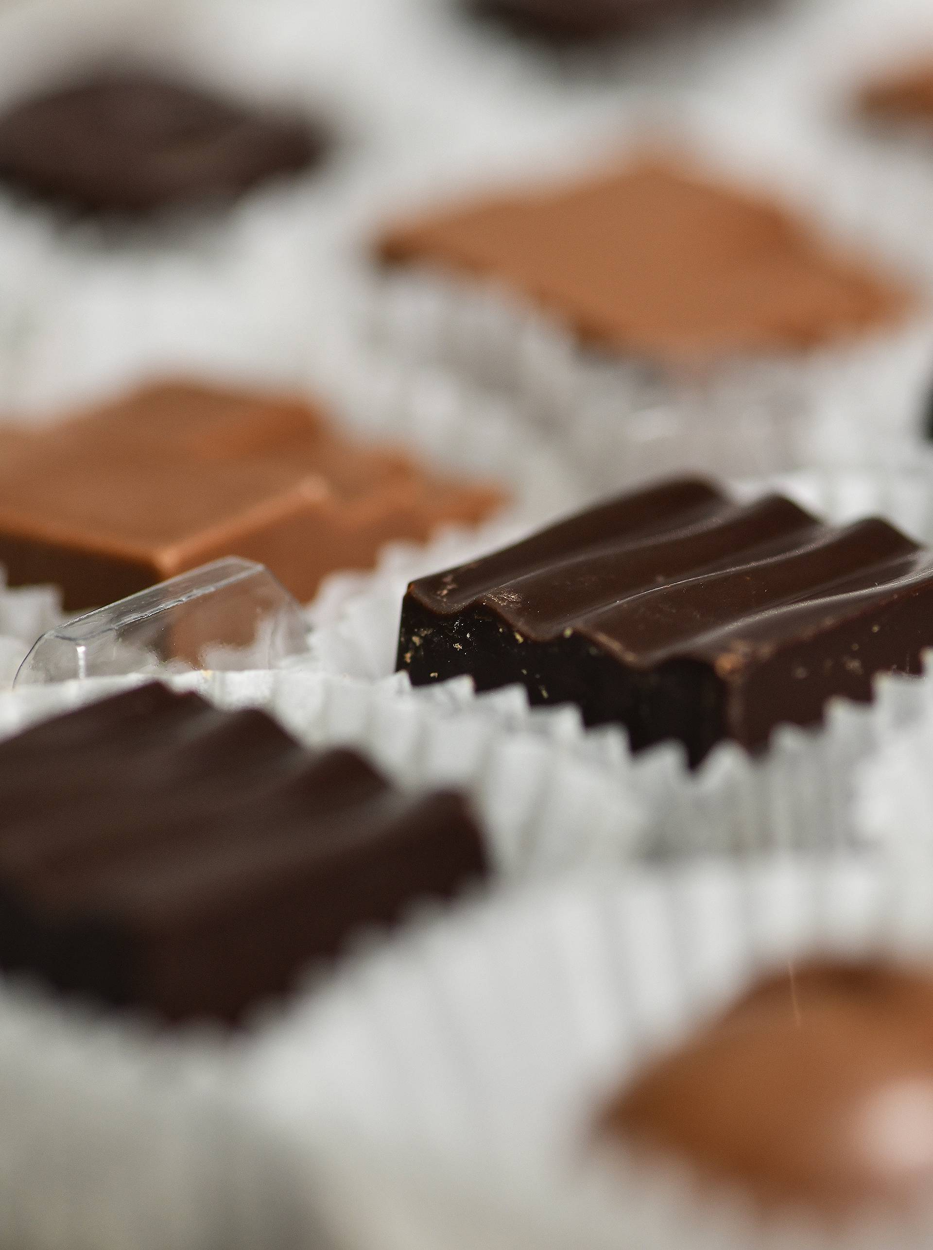 U Esplanadi se jede čokolada koju rade ljudi s invaliditetom