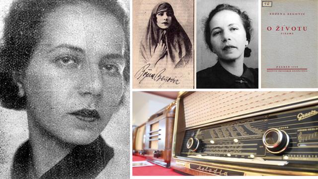 Prva hrvatska spikerica: Javila se u eter prije 95 godina, bila je omiljena glumica i spisateljica