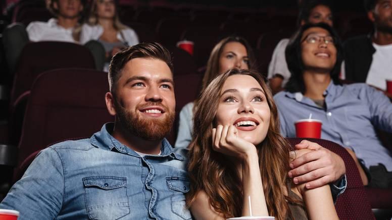 Gledanje filmova u kinu računa se kao lagana kardio vježbica