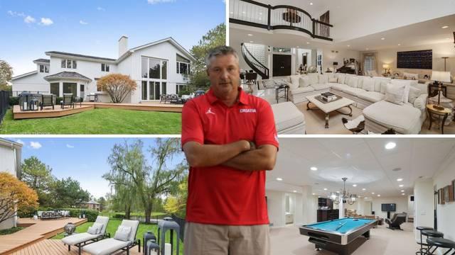 Toni Kukoč prodao vilu i za nju dobio manje od milijun dolara...