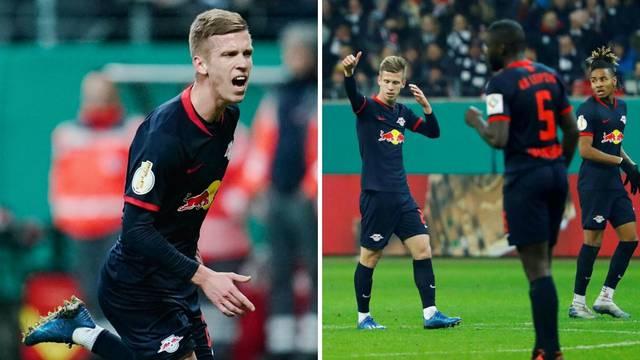 Za samo 44 minute: Pogledajte Olmov prvijenac  u RB Leipzigu