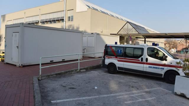 Šibenik: Pao s prozora bolnice, morali ga spašavati vatrogasci
