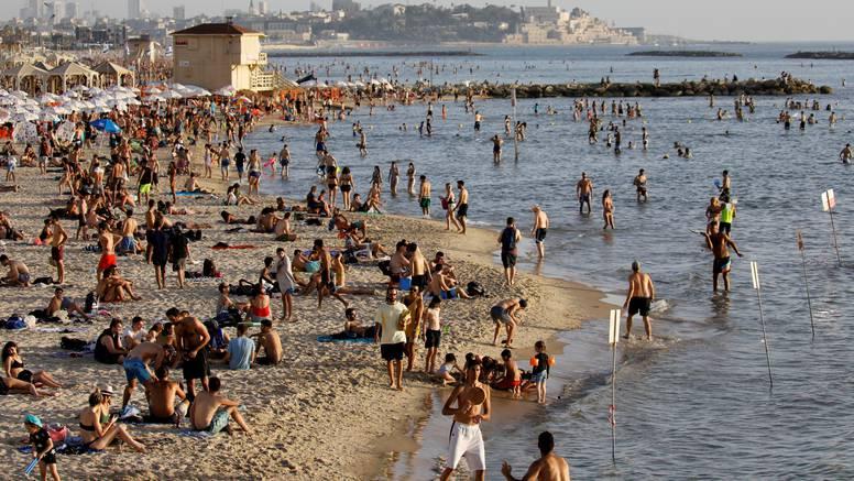 Izrael se otvara: U državu mogu ući turističke skupine do 30 ljudi