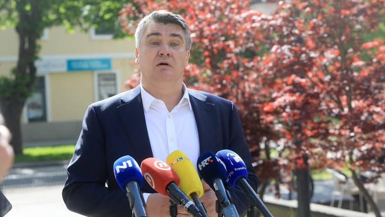 Milanović: 'Plenkoviću, čuvaj se Jandrokovića, taj ti radi o glavi'