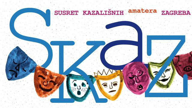 U subotu počinju 44. susreti kazališnih amatera Zagreba