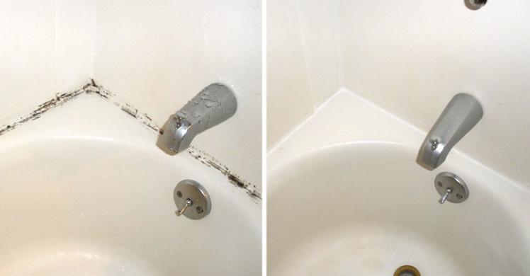 Riješite se plijesni s pločica u kupaonici uz ovaj genijalan trik