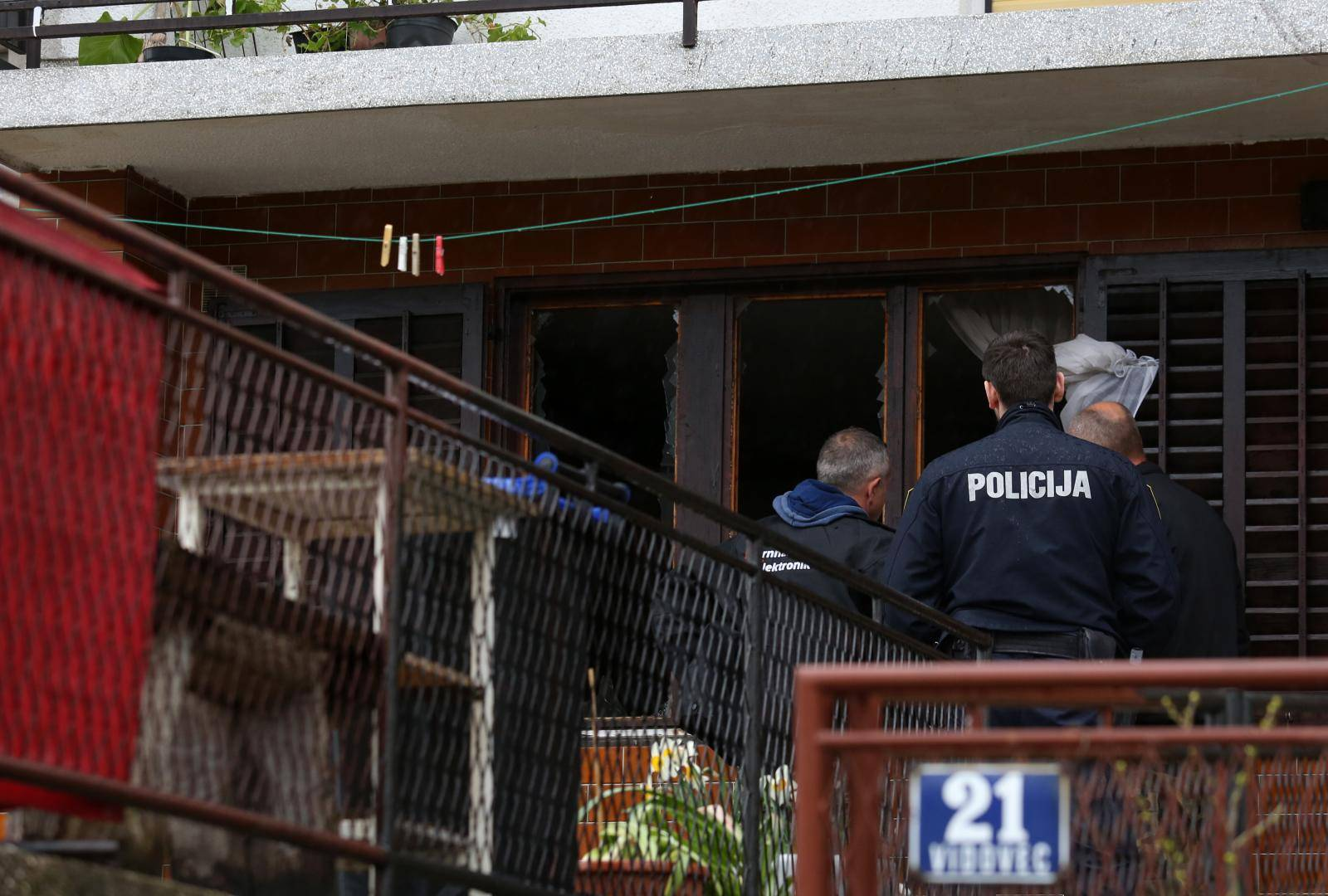 Eksplodirala peć za grijanje u podrumu kuće, dvoje ozlijeđeno