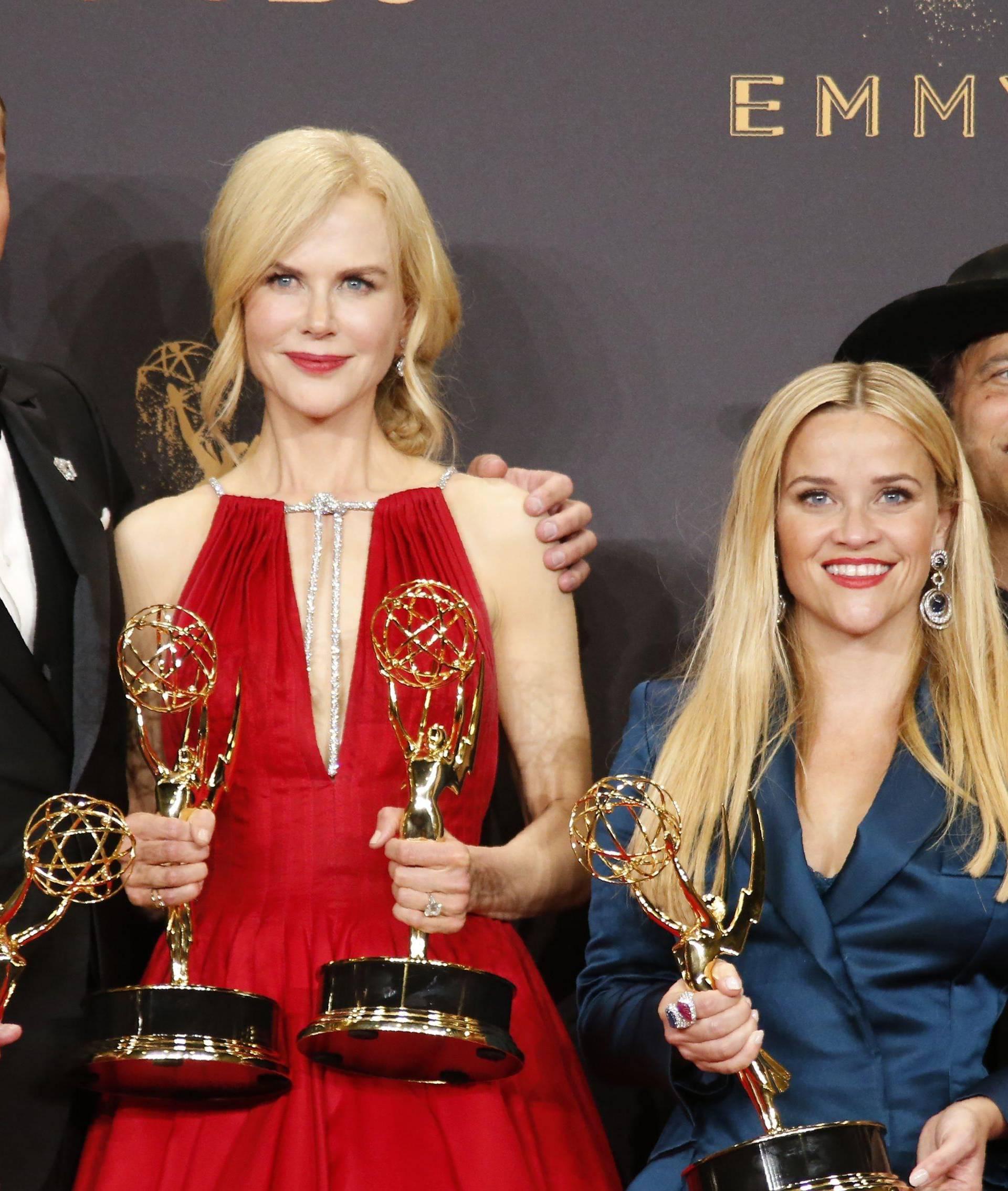 69th Primetime Emmy Awards – Photo Room – Los Angeles