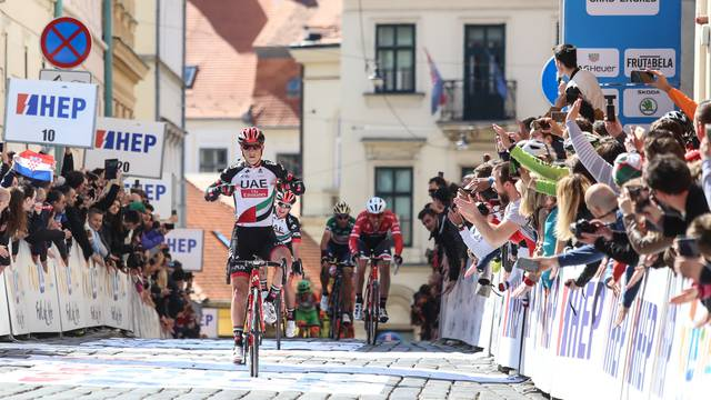 Ludi završetak Tour of Croatia: Modulu etapa, a Nibaliju naslov