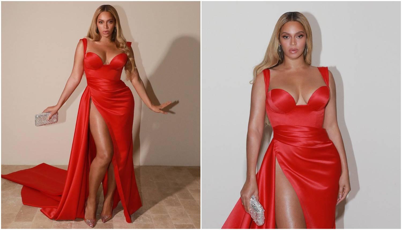 Beyonce bez gaćica na dodjelu: 'Izbacila' nogu poput Angeline
