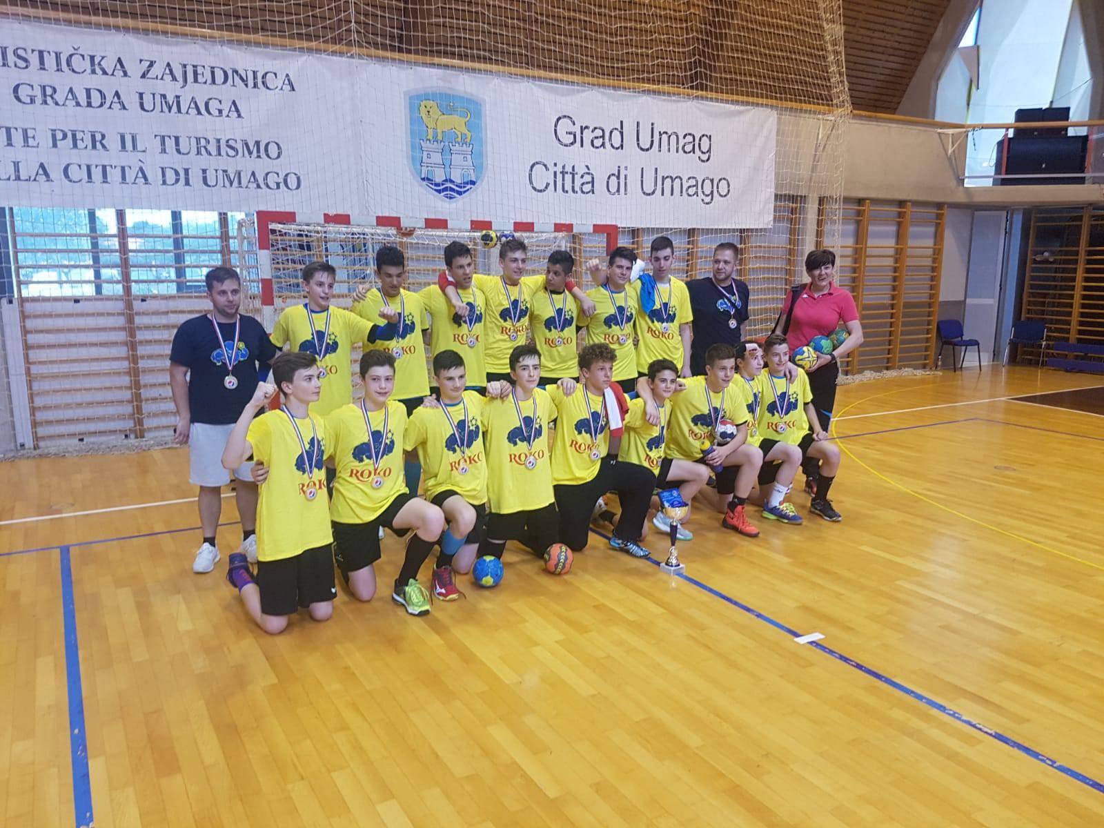 Dječaci Maksimir Pastele bez izgubljene utakmice do titule