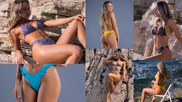 Stigao i Bosskini: Trenerica fitnessa Martina Boss izbacila novu kolekciju svojih bikinija