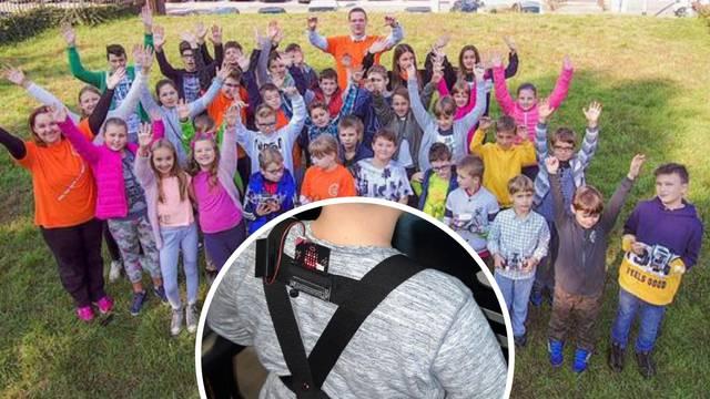 Izum učenika: Pametni pojas sprečava loše držanje kod djece