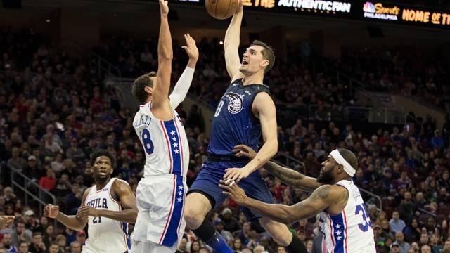 NBA: Orlando Magic at Philadelphia 76ers