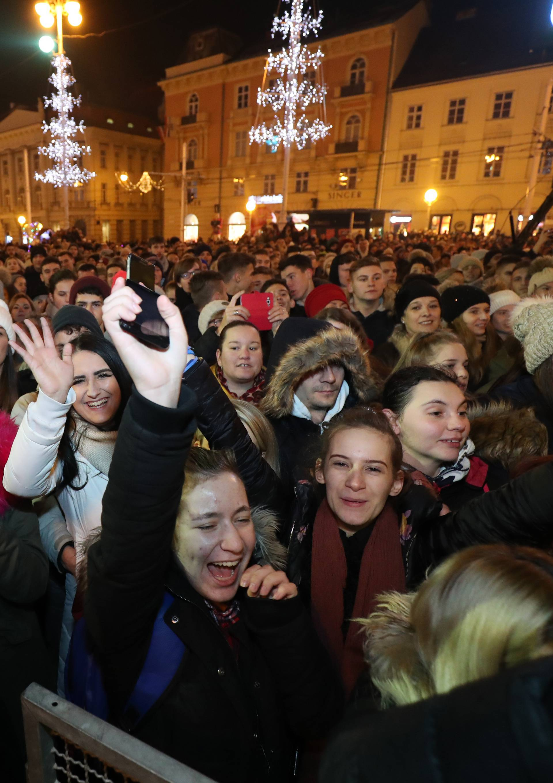 Zagreb: 13. humanitarni božićni koncert Želim život