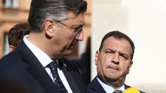 Zagreb: Izjave nakon sastanka Kriznog stožera