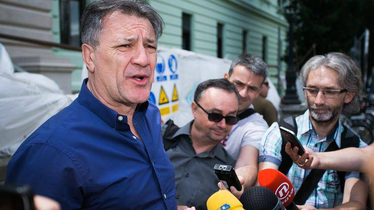 Strani mediji o napadu: Ranjen je kontroverzni čelnik Dinama