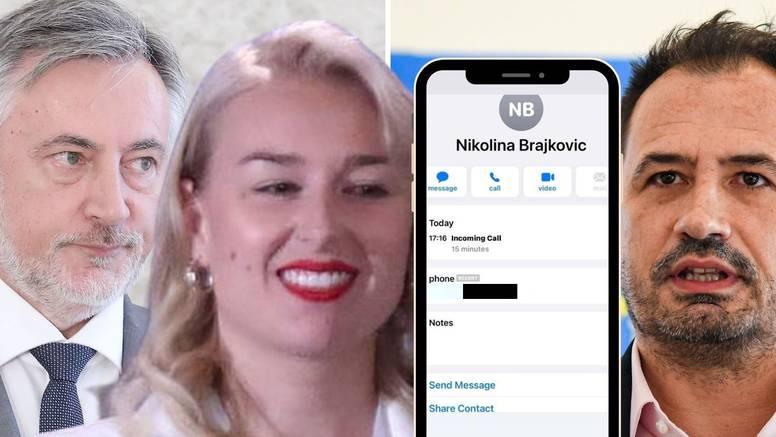 Peternel odgovorio Škori: Otkad koristiš Nikolinin broj mobitela?
