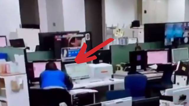 VIDEO Trese 7 Richtera, on sjedi