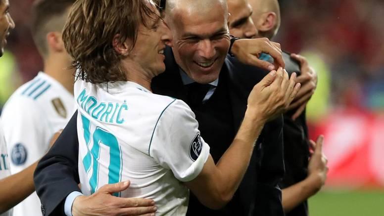 'Modrić ostaje u Madridu i iduće sezone, tu će i završiti karijeru'