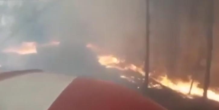 Zastrašujući video: Černobil još uvijek proždiru brojni požari...