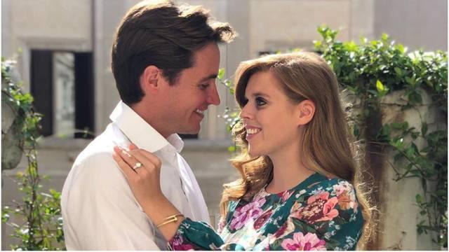 Nesretna Beatrice: Vjenčanje će odgoditi za 2021. godinu?